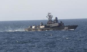 Russia takes Mediterranean under control