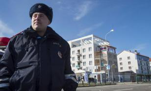 Russian police banned from going to McDonald's