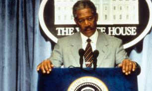 Morgan Freeman's diarrhea of the mouth: US actor calls to start war with Russia