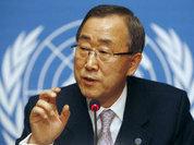 UN Secretary General Ban Ki-moon acts like USA's puppet?