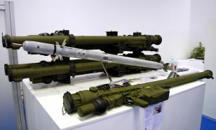 Russian anti-aircraft gunner shoots down Chinese missile