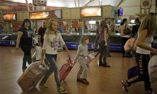 Egypt to provide separate airport for Russian tourists