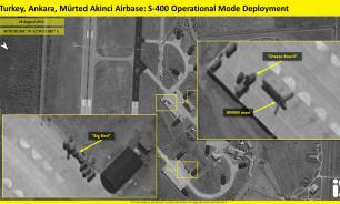 Turkey deploys S-400 systems near Ankara