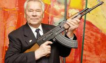 Mikhail Kalashnikov: Genius, who created death