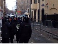 Turkish Embassy in Moscow pelted with eggs
