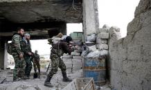 Another Russian military man killed in Syria