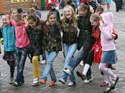 International Children's Day: Welcome to our wonderful world
