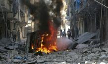 US accuses Russia of igniting Syrian war
