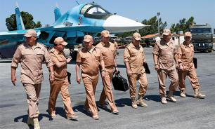 Who prevents Russia from combating ISIS