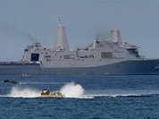 US vs China: destroyers and aircraft carriers wait in the wings