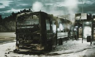 Over 50 passengers killed in fire on board passenger bus in Kazakhstan