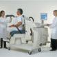 Nuclear radiation can improve human health?