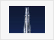 Russia Tower to become tallest in Europe when completed in 2012
