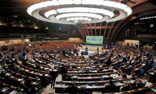 Does PACE prefer Ukraine's clownery instead of Russia's money?