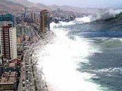 Global flood to destroy mankind
