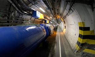 Large Hadron Collider to break barrier between real and nether worlds