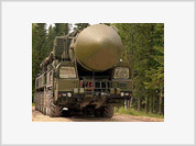 Russia holds major army reform to resist threats from USA and NATO