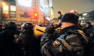 Russia officially accuses USA of plotting major riots during 2018 elections