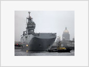 Russia Has No Reason To Buy Cumbersome and Useless French Warship