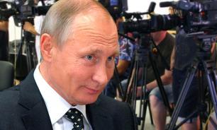 Putin's one word sows panic among US journalists