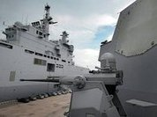 Russia is not taking French Mistrals