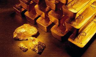 Ukraine finds gold