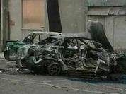 Act of terrorism in Vladikavkaz city of Northern Osetia republic