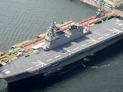 Japan promotes peace and increases defense budget