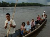 Colombia has the highest number of displaced people in the world
