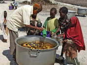 Mankind stands on the brink of new world war for food and water