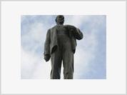 Lenin's Statue Kills Young Man Amid School Party