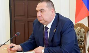 Luhansk leader: Ukraine is a concentration camp