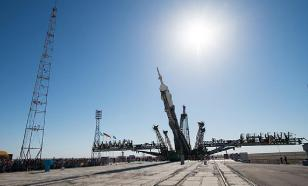 Soyuz spaceship with two on board fails during launch