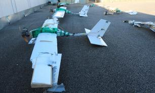 Russia shows DIY drones used to attack Russian troops in Syria
