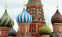 CNN and Co. seriously believe Russian administration sits in Orthodox church with minarets