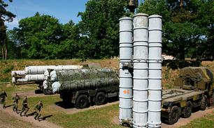 Russia deploys super long-range missile defense system in Syria
