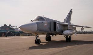 Russian Su-24 bombers throw a scare into NATO's frigate. Video