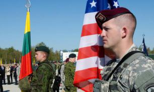 US tanks near Belarus tickle Russia's nerves