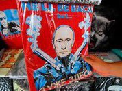 Sanctions against Putin? Sounds like a good old Soviet joke