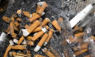 Smoking on balconies is now regarded as criminal offence in Russia
