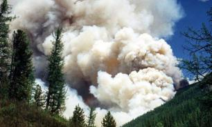 All forest fires in Russia have been extinguished