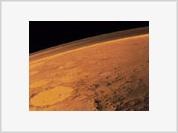 Bleachers destroyed life on Mars
