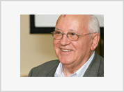 Mikhail Gorbachev's CD of romantic ballads sold at 165,000 dollars