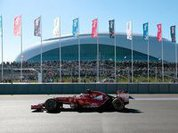 Grand Prix Formula 1 in Sochi marks another victory for Putin