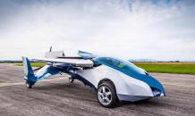 First-ever flying car to be unveiled to the world in the summer of 2017