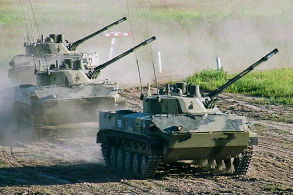 Russia to design new wheeled tank with 125-mm gun