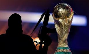 Russia aware of Ukraine's pathetic intentions to disrupt World Cup