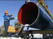 Europe panics over Russia's gas monster