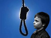 Boy hangs himself to make his parents stop drinking