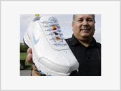 Nike designs sports shoes specifically for American Indians